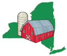NY Farm Quest logo